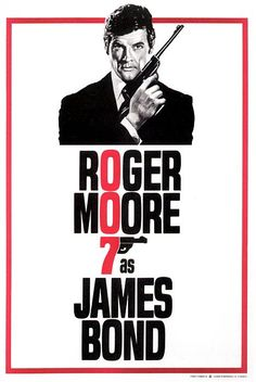 Live and Let Die roger moore as the new bond