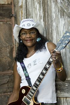 "Shar is currently ranked # 1 on Reverbnation for Birmingham, AL. Shar has an Album out called ""Chicago Blues Alabama Style. The song Called ""Crazy About  A Mercury"" (cover song) made number 1 on Cashbox Roadhouse Blues and Boogie charts in 2010.  Photo by Larry O. Gay"
