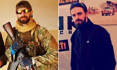 British soldier who fought alongside Kurdish militants says ISIS are a bunch of disorganised office workers who are high on drugs because they are so terrified
