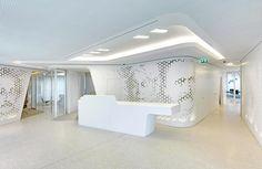 Raiffeisen Bank, Kreuzplatz by NAU Studio