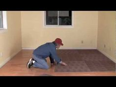 how to install carpet tiles yourself!