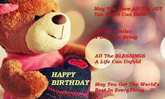 Birthday Wishes Greeting Cards and Messages – Birthday Cards