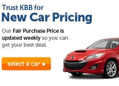 Official Kelley Blue Book New Car And Used Prices Values