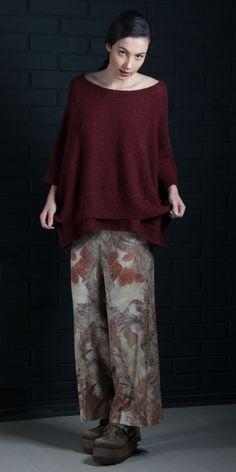 Ecoprint collection 2016 Montse Lira diseño textil hecho en Chile Silk crepe