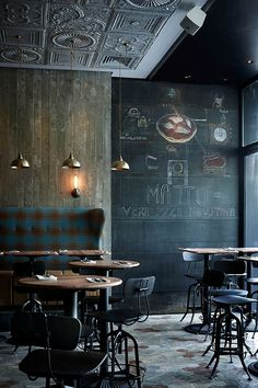Restaurants & Architecture