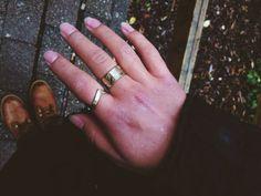 #ootd #rings
