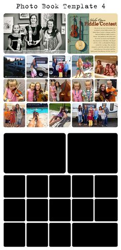free photo collage templates from make a collage pinterest