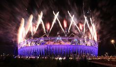 Epic Fireworks Explode