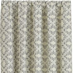 Aravali Mineral 50x96 Curtain Panel  | Crate