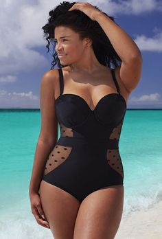 GabiFresh for Swim Sexy The Marchioness G/H Underwire Swimsuit