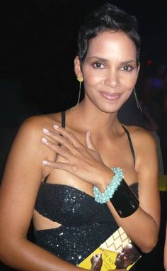 Same Sky Jewelry on Halle Berry