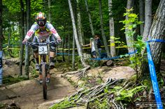 Video: Mont Sainte Anne World Cup DH - Finals Highlights - Pinkbike Mont Sainte Anne, Ski, Mtb Bike, Quebec, Golf Bags, World Cup, Finals, Outdoor Power Equipment, Highlights