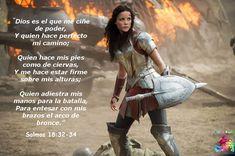 Un verdadero Danzor(a) de Dios se convierte en un verdadero Guerrero(a) de Dios porque El adiestra nuestras manos para la batalla!