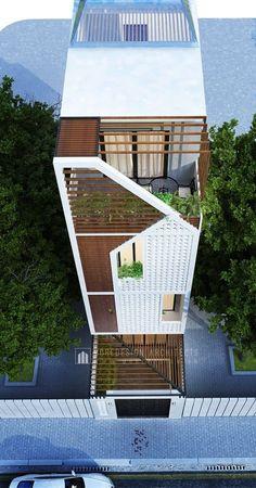 NHÀ PHỐ 4X15M   MOREDESIGN™ Architects