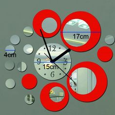 Clock Art, Oclock, Stencil, Home Goods, Centerpieces, Clock Faces, Resin, Pictures, Loft