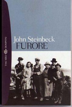 """Furore"" di John Steinbeck"