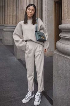 Cozy Winter Outfits, Winter Fashion Outfits, Look Fashion, 90s Fashion, Korean Fashion, Fall Outfits, Autumn Fashion, Casual Outfits, Fashion Trends