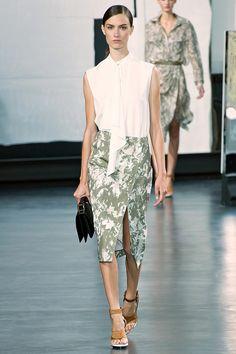 Jason Wu collection printemps-été 2015 #mode #fashion