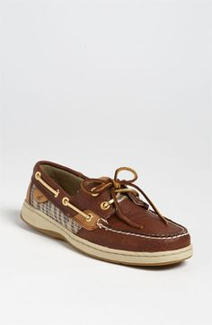 Sperry Top-Sider® 'Bluefish 2 Eye' Boat Shoe (Women) available at #Nordstrom