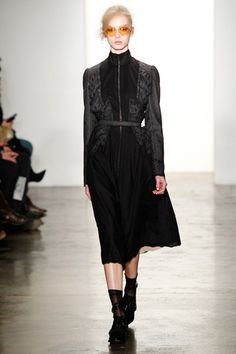 Alexandre Herchcovitch Fall 2014 Ready-to-Wear Collection Slideshow on Style.com