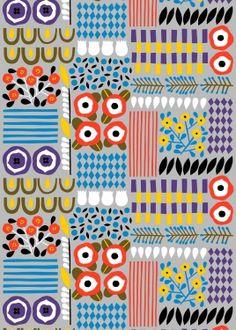 アイテム | インテリア デコレーション | FABRICS | コットンファブリック | Marimekko (マリメッコ) 日本公式サイト