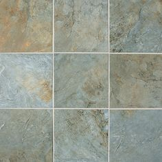 Wall tile for bathroom - Franciscan Slate Tile by Bel Terra from Carpet One
