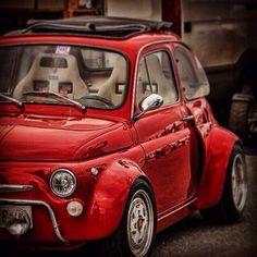 Rosso Corsa!!! (from @fiat_500_egmond_aan_zee on Instagram) http://ift.tt/1lxIEna #fiat500 #fiat500nelmondo #cinquecento