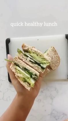 Quick Healthy Lunch, Healthy Meal Prep, Healthy Snacks, Healthy Eating, Baby Bash, Vegetarian Recipes, Cooking Recipes, Healthy Recipes, Vegan Meals