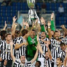 Juventus, Supercoppa champions