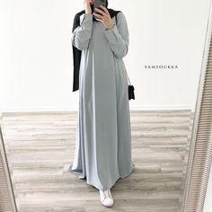 Modest Fashion Hijab, Abaya Fashion, Muslim Fashion, Modest Outfits, Fashion Dresses, Modest Clothing, Modest Dresses, Hijab Evening Dress, Hijab Dress