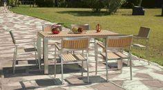 Dicas para escolher a mesa para o terraço ou jardim | Decoração e Ideias