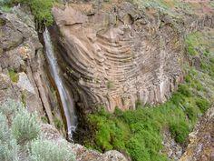 volcanic rocks, central Oregon