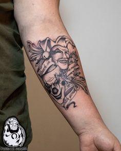 Supercool idee van een tijdje geleden. Charm Tattoo, Tattoo On, Lucky Charm, Instagram