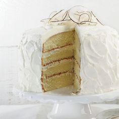 Gâteau de Noël à la vanille   .coupdepouce.com