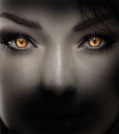 """""""yeux de félin"""" rétrogirl"""