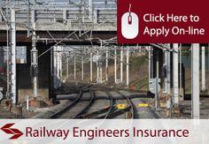 Railway Engineers Professional Indemnity Insurance