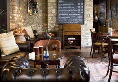 The Snooty Fox :: Luxury hotel rooms in the Cotswolds