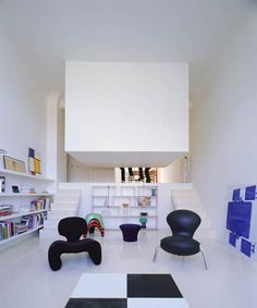 Appartement chez Valentin, Montrouge - 50 m² (ECDM architectes)
