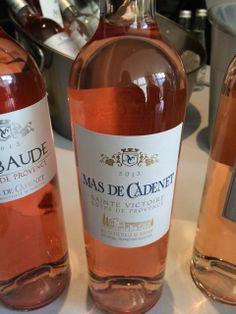 Mas de Cadenet Cotes de Provence Sainte Victoire WinesofProvence Chicago 3/14