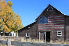 Barns of Gallatin County