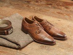 961c69292e9 REHAB Luca Cognac #rehabfootwear #neveroutofstyle #cognac #luca  #uniquedetails #dressy #