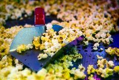 Movie Theater Popcorn on the Cheap
