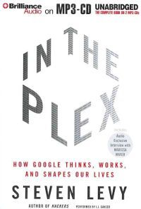 Few companies in history have ever been as successful and as admired as Google, the company that has transformed the Internet and become an indispensable part of our lives. How has Google done it? Veteran technology reporter Steven Levy was granted unprecedented access to the company, and in this revelatory book he takes readers inside Google headquarters