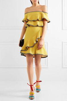 Alexandre Birman - Lolita Bow-embellished Suede Sandals - Fuchsia - IT38