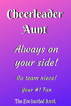 Mommy Aunt love their nieces like their own. Only an Aunt will get this! We're your number one fan! Get Aunt quotes on Tshirts, mugs, and other fun products! Proud Aunts wear their Aunt badges with pride! Niece Quotes From Aunt, Aunt Sayings, Little Sister Quotes, Auntie Quotes, Nephew Quotes, Sister Poems, Father Daughter Quotes, Cousin Quotes, Grandmother Quotes