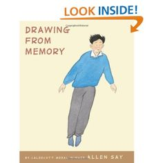 """""""Caldecott Medalist Allen Say presents a stunning graphic novel chronicling his journey as an artist [in post-WWII Japan] when he apprenticed under Noro Shinpei, Japan's premier cartoonist."""""""