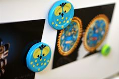 emuse: Owl magnets