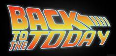 Back To The Today #BackToTheFutureDay #BTTF