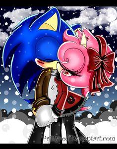 Christmas Kiss.