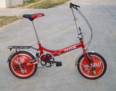 coca cola motorcycle